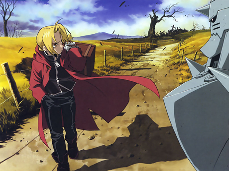 fullmetal alchemist brotherhood fullmetal alchemist brotherhood follows the story of the elric brothers and their search for the fabled philosopher s stone edward and alphonse elric are